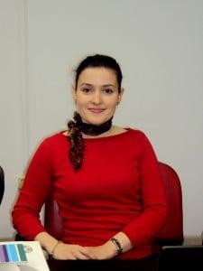 Irina Angelescu, trainer A_BEST de limba engleză şi limba spaniolă