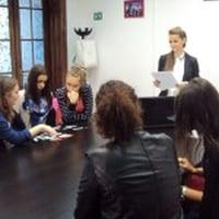 Workshop despre metodele de predare moderne pentru adolescenţi