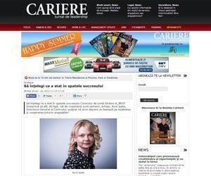 cariereonline interviu Aura Ipate Centrul de limbi straine A_best