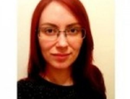Alexandra Velicu, Senior Language Trainer limba engleză