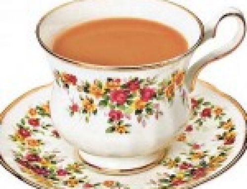 Britanicii și ceaiul