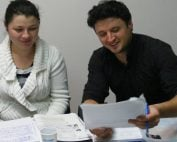 Activitati didactice la cursul de engleza incepatori plus