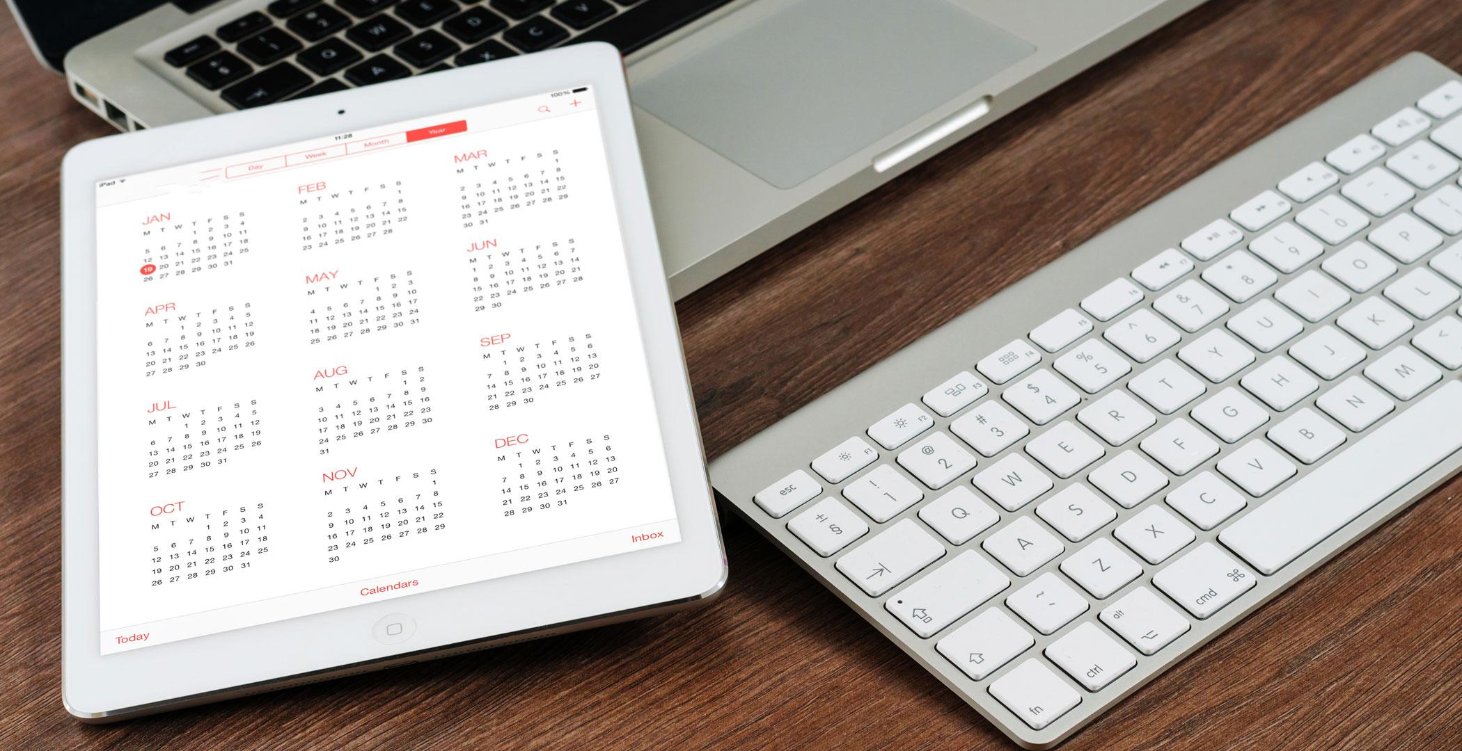 Calendar cursuri de limbi straine