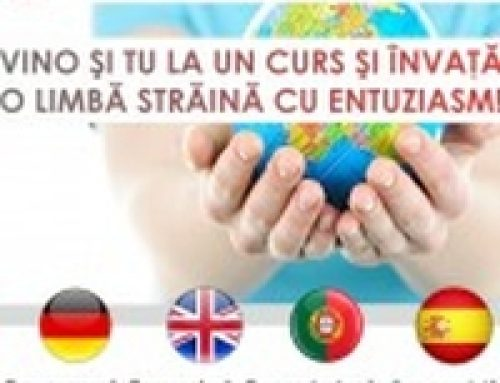 Cursuri A_BEST de limbi străine prin predare interactivă: sesiunea septembrie – noiembrie 2016