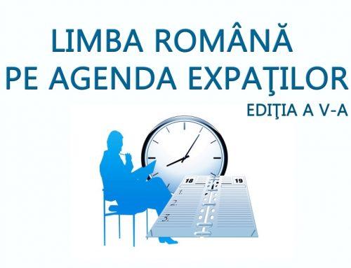Limba română pe agenda expaţilor – ediţia a V-a, un eveniment A_BEST dedicat profesioniştilor de resurse umane