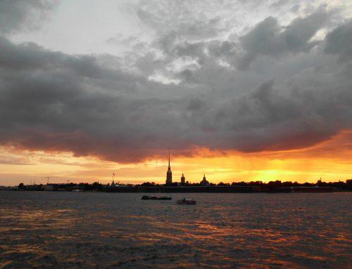 Voluntar în Sankt Petersburg. Cum am descoperit orașul? – Partea 1