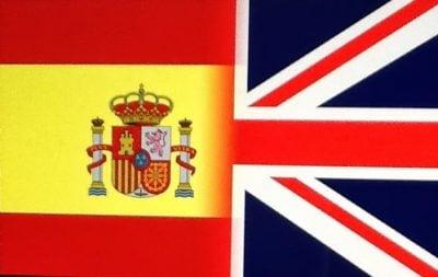 false friends: engleza vs spaniola