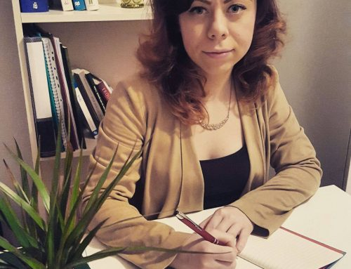 Cristina Vasiliu, trainer A_BEST de limba engleză şi limba rusă