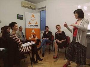 Ascensiunea in mediul de business prin limba germana - Diana Burhala