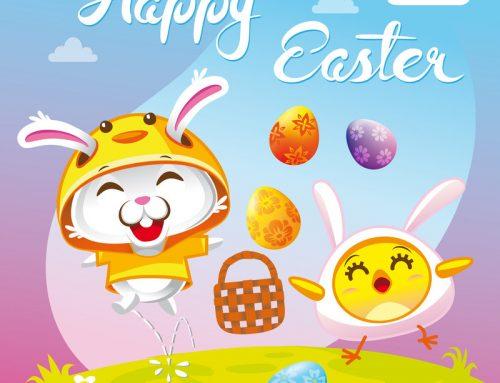 Expresii în limba engleză asociate cu sărbătorile de Paşti