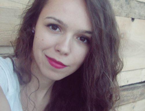 Alexandra Prisăcaru, trainer de limba engleză şi limba suedeză