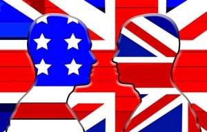 Diferenta intre engleza americana si engleza britanica