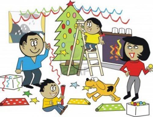 Expresii în limba engleză asociate cu sărbătorile de iarnă