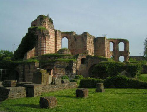 Bogăţia istorică a oraşului Trier