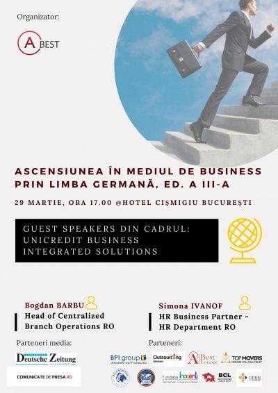 Invitatie conferinta 29 martie