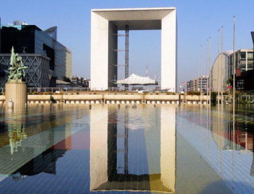 La Défense, cel mai mare cartier de afaceri din Europa