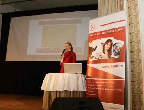 Gala aniversară A_BEST: 10 ani de excelenţă în domeniul limbilor străine
