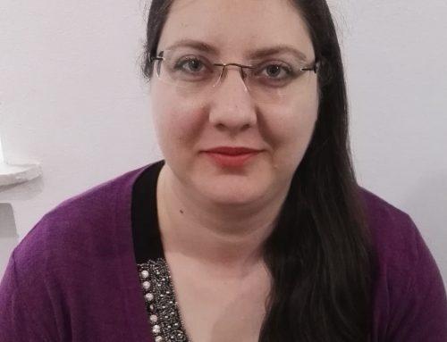 Cristina Tănase – trainer A_BEST de limba engleză şi limba italiană