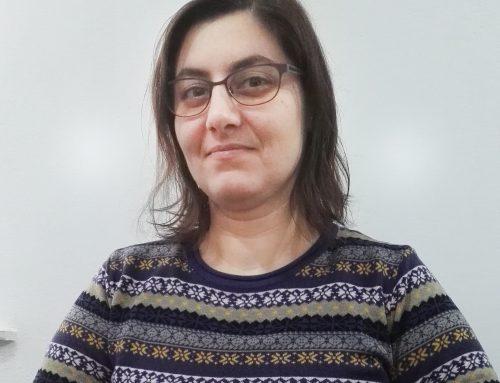 Magdalena Ciornei – trainer A_BEST de limba engleză şi limba franceză