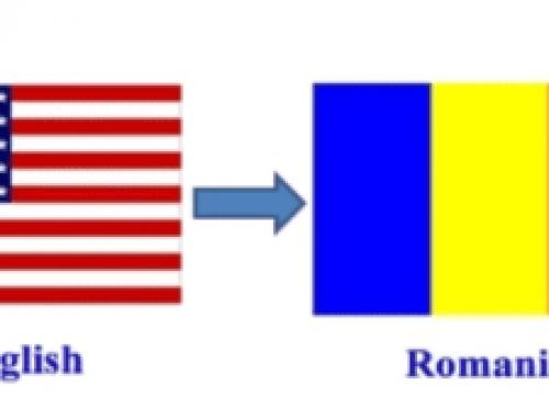 Greșeli de traducere din limba engleză în limba română (Partea I)